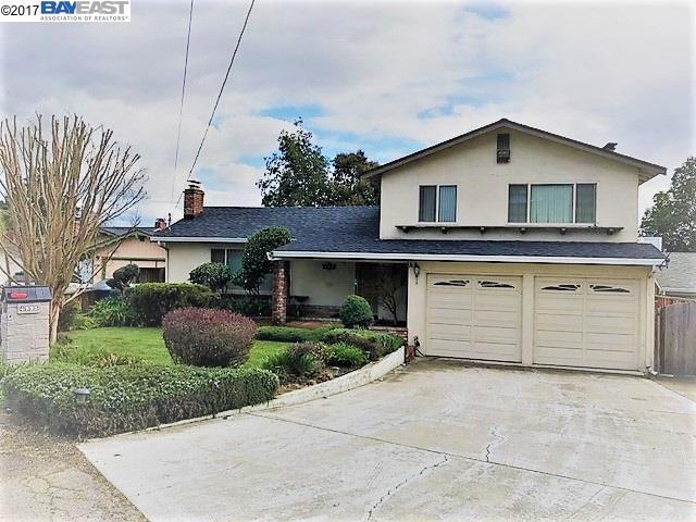 Single Family Home for Sale at 4995 Proctor Road Castro Valley, California 94546 United States
