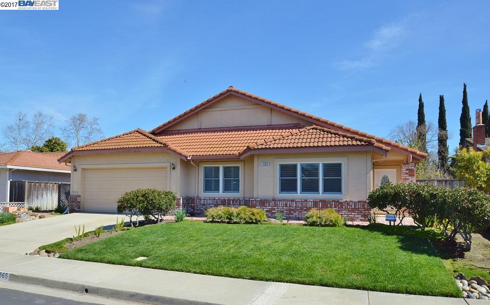 Single Family Home for Sale at 3565 Ballantyne Drive Pleasanton, California 94588 United States