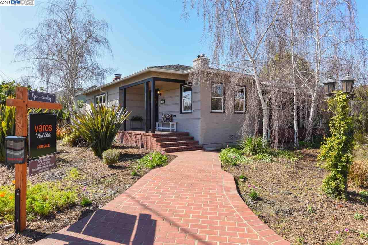 獨棟家庭住宅 為 出售 在 505 Mitchell Avenue San Leandro, 加利福尼亞州 94577 美國