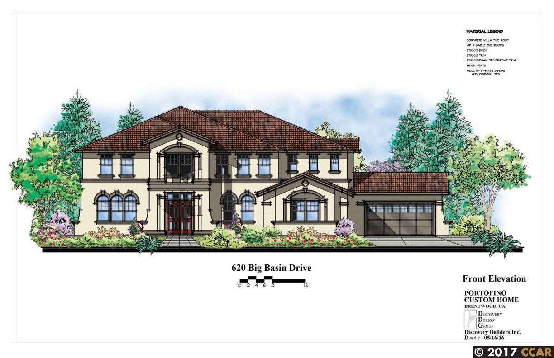 620 Big Basin Drive, BRENTWOOD, CA 94513