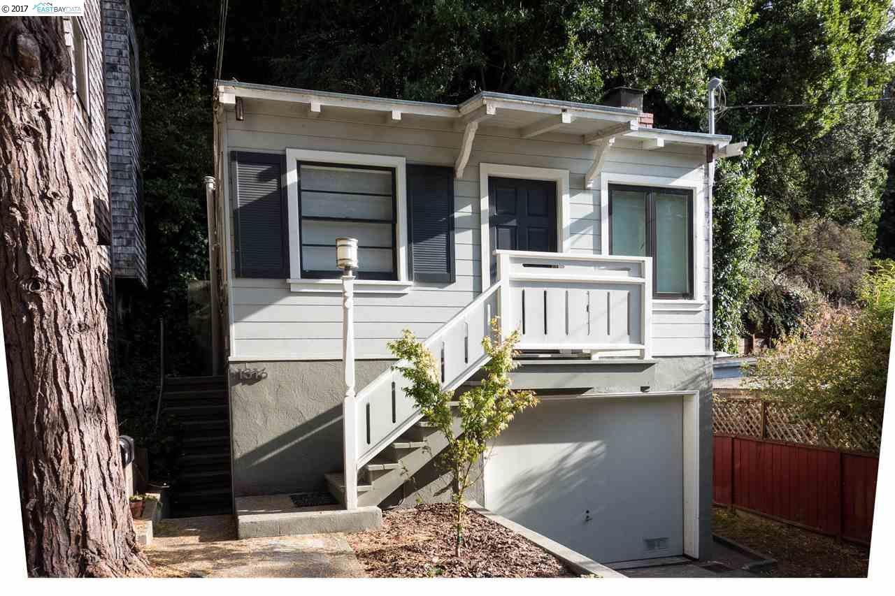 1316 La Loma, BERKELEY, CA 94708