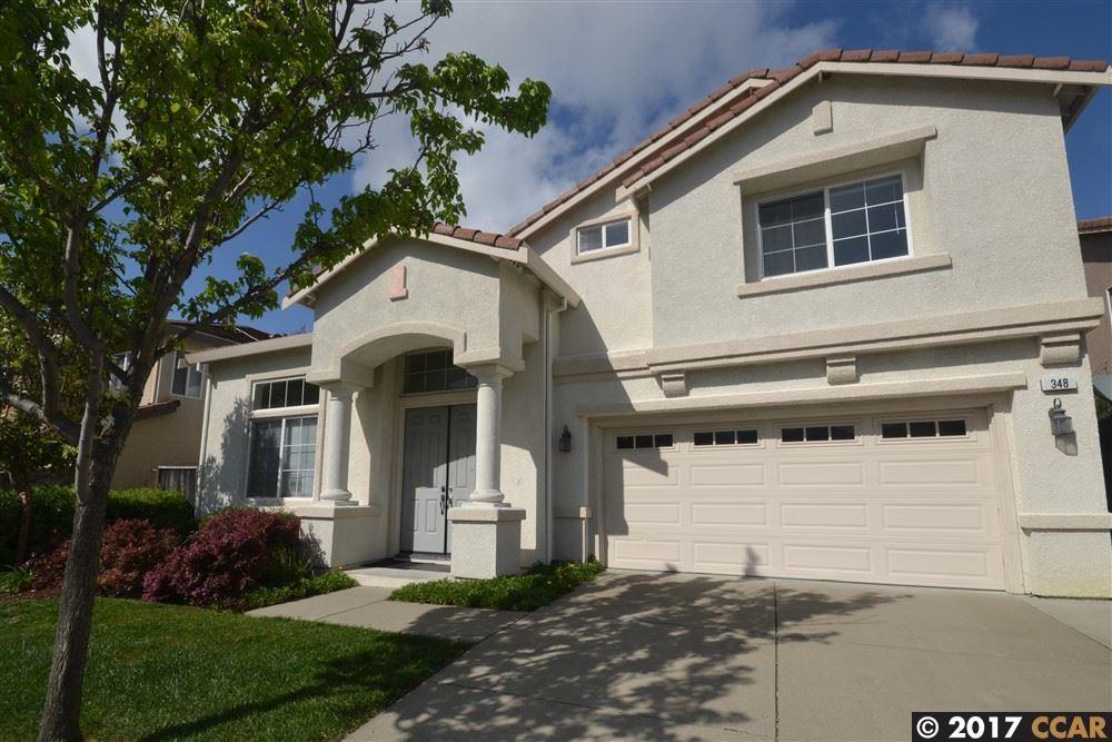 348 HAWK RIDGE DR, RICHMOND, CA 94806