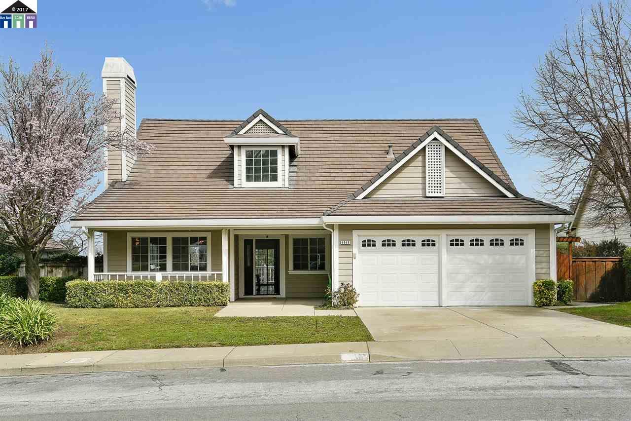 Single Family Home for Sale at 4949 Monaco Drive Pleasanton, California 94566 United States