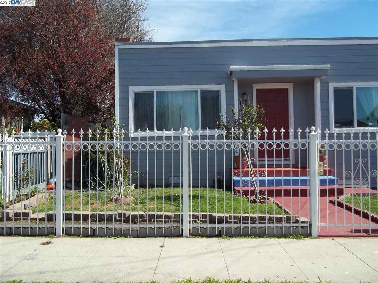 112 S 33RD ST, RICHMOND, CA 94804