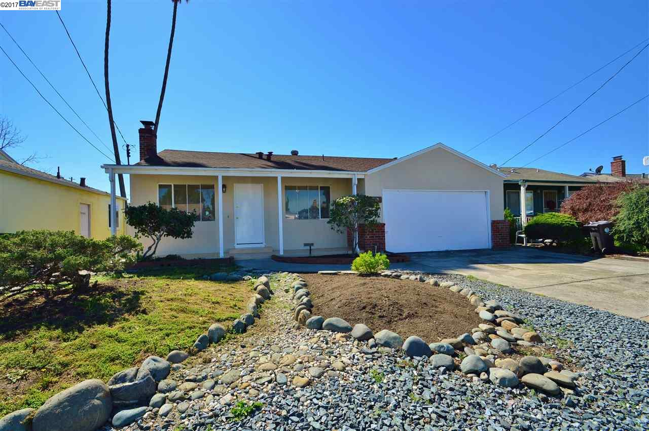 Single Family Home for Sale at 2313 Vegas Avenue Castro Valley, California 94546 United States