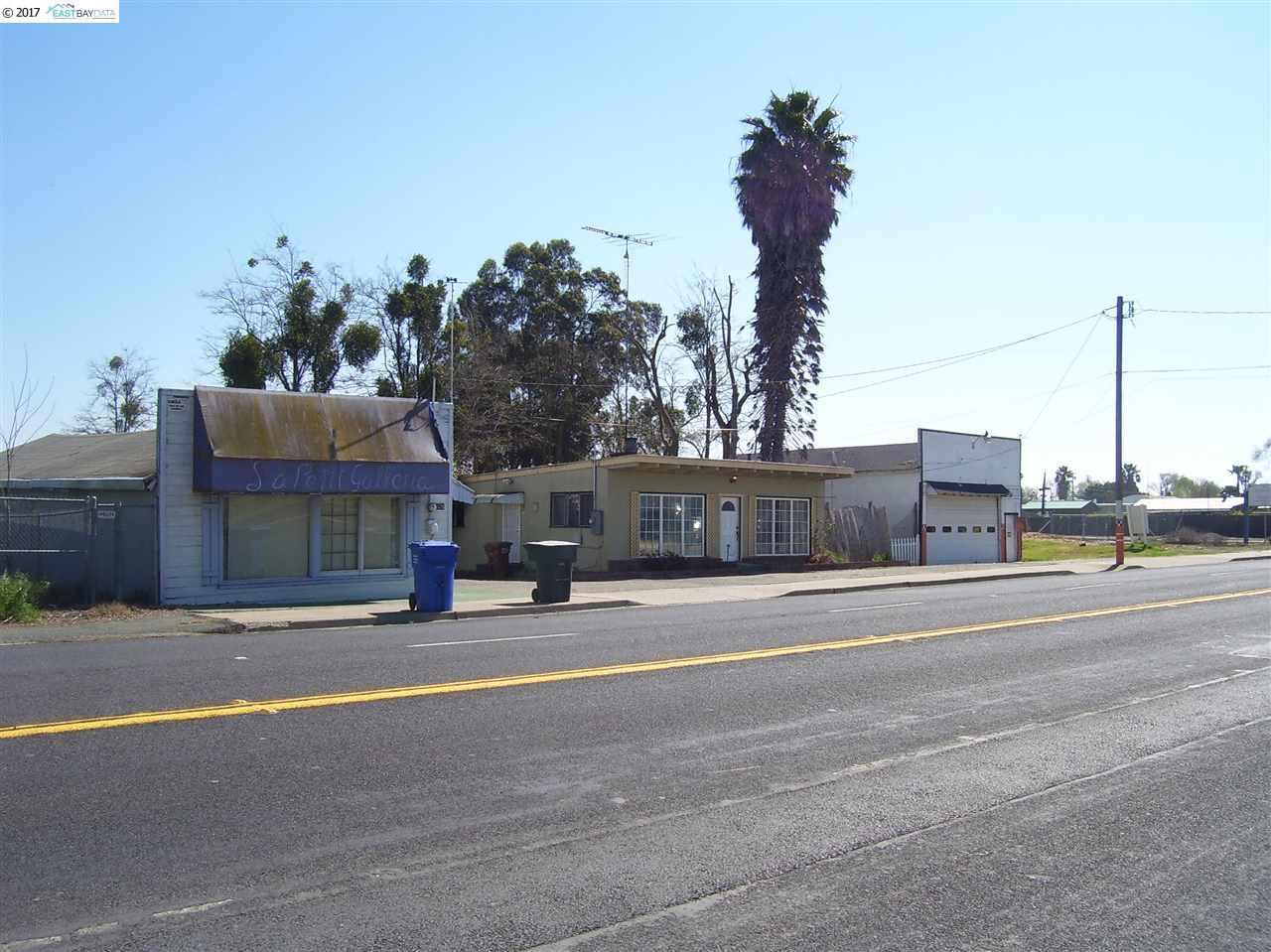 Commercial pour l Vente à 6328 Bethel Island Road Bethel Island, Californie 94511 États-Unis