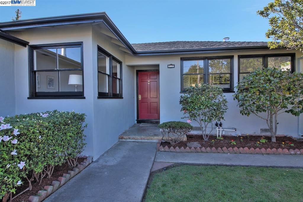 Single Family Home for Sale at 20959 Nunes Castro Valley, California 94546 United States