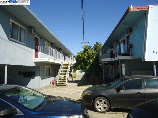 Mehrfamilienhaus für Verkauf beim 522 N PILGRIM Stockton, Kalifornien 95205 Vereinigte Staaten