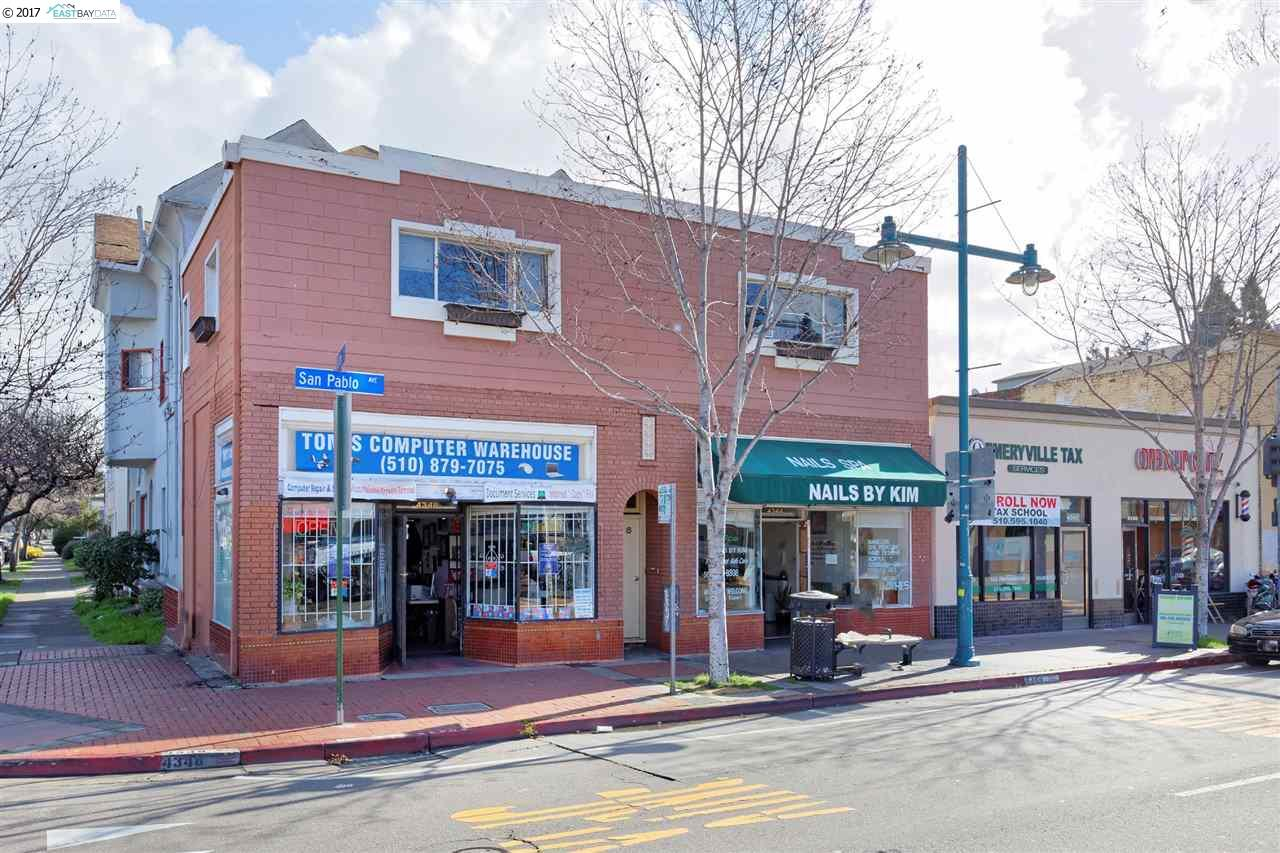 Multi-Family Home for Sale at 4340 San Pablo Avenue Emeryville, California 94608 United States