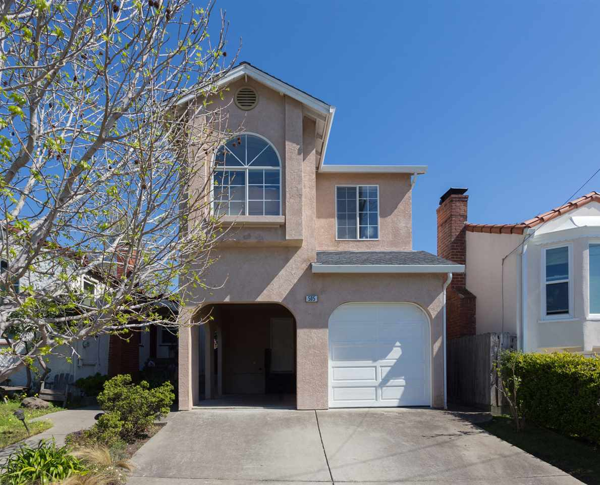一戸建て のために 売買 アット 505 Key Route Blvd Albany, カリフォルニア 94706 アメリカ合衆国