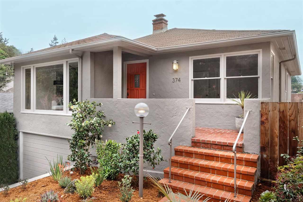 374 Ocean View Ave, KENSINGTON, CA 94707