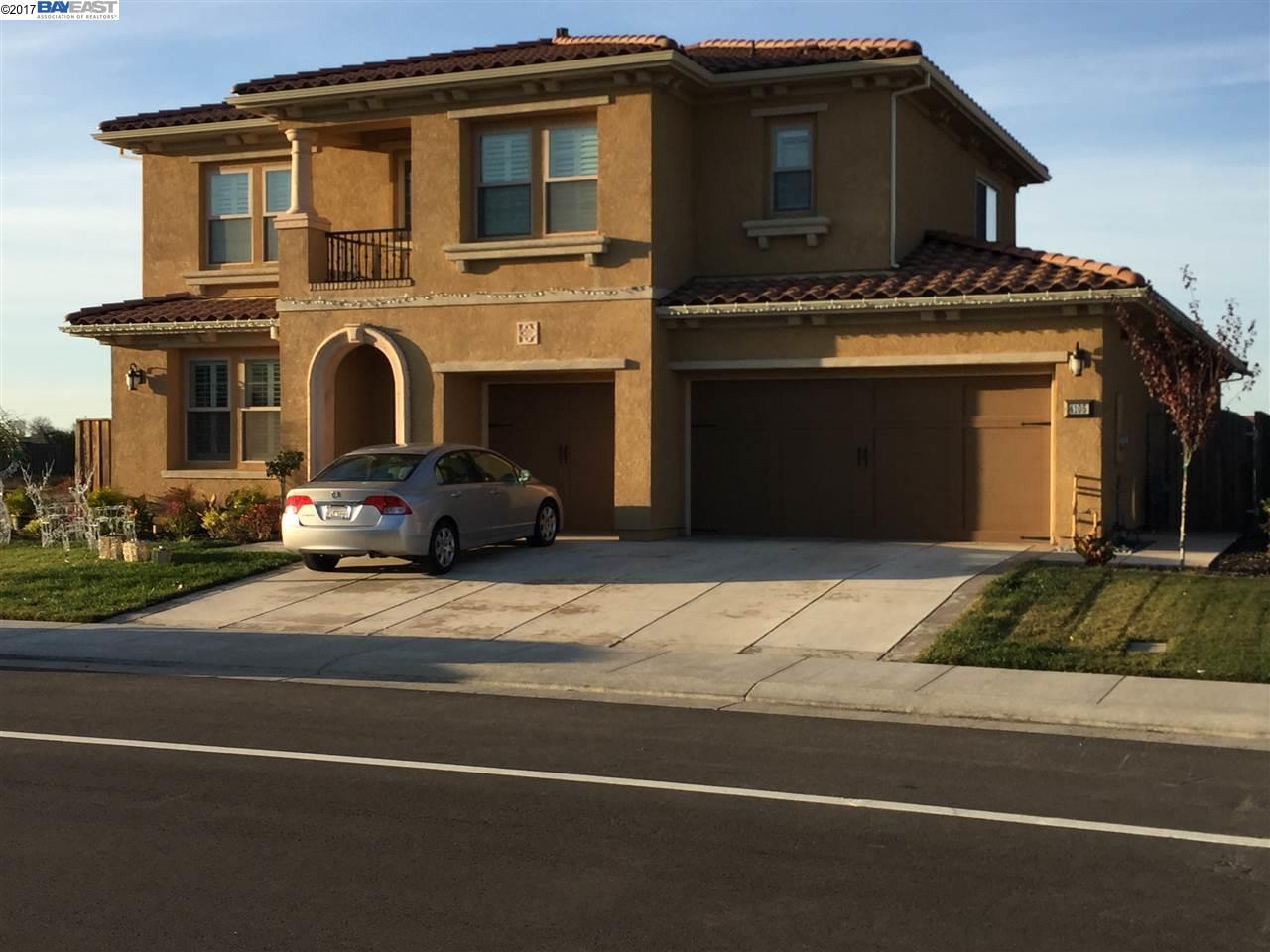 Maison unifamiliale pour l Vente à 4105 Castellina Manteca, Californie 95337 États-Unis