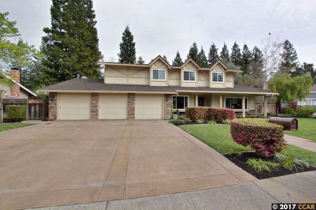 Single Family Home for Sale at 127 Gatetree Court Danville, California 94526 United States