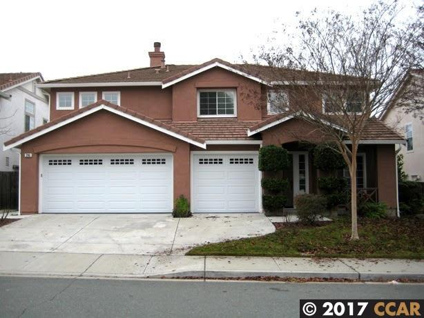 واحد منزل الأسرة للـ Rent في 295 Crestview Avenue Martinez, California 94553 United States