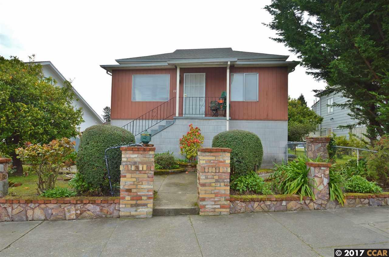 Single Family Home for Sale at 2211 San Pablo Avenue Pinole, California 94564 United States