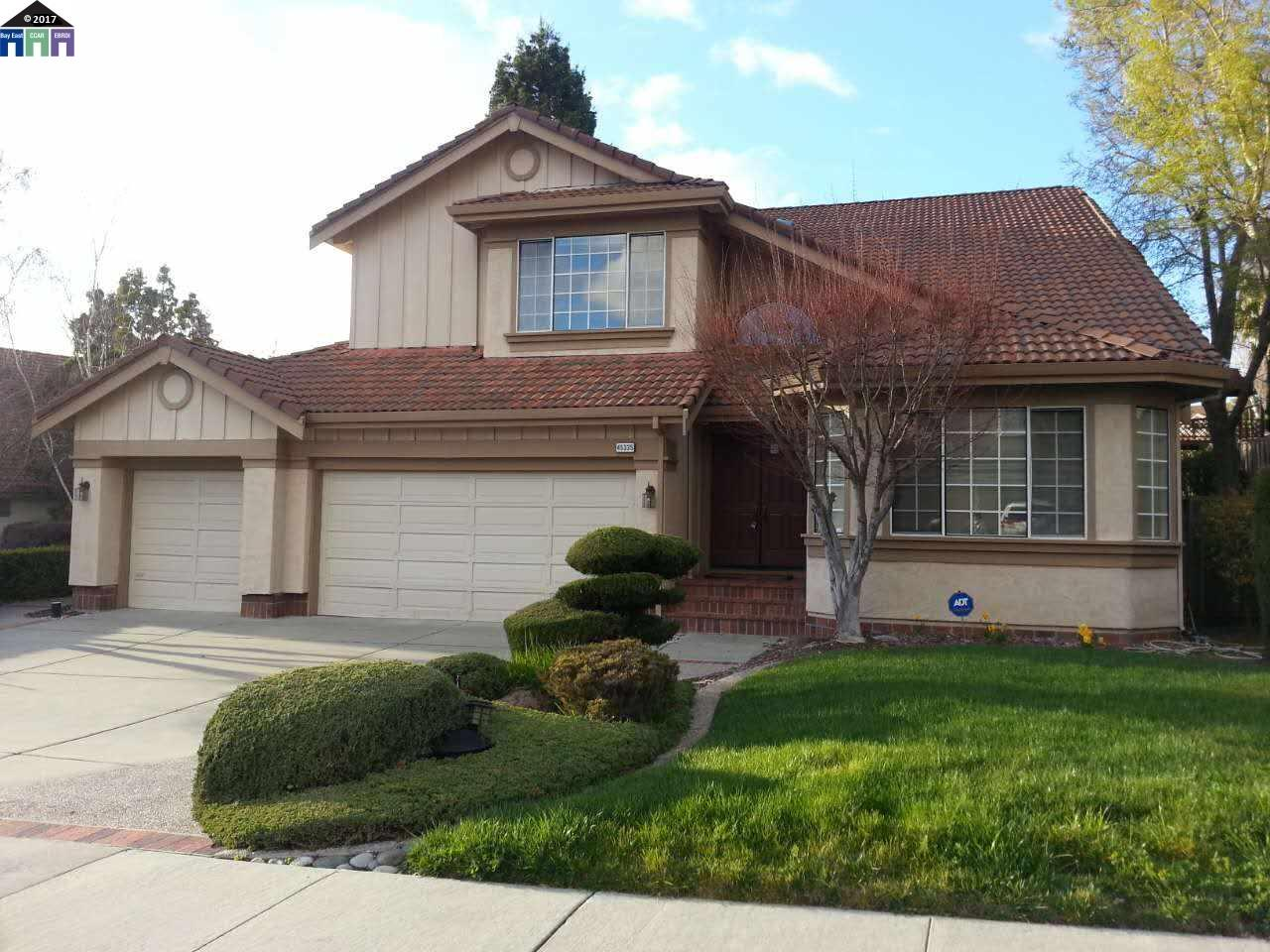 45335 Whitetail Ct., FREMONT, CA 94539