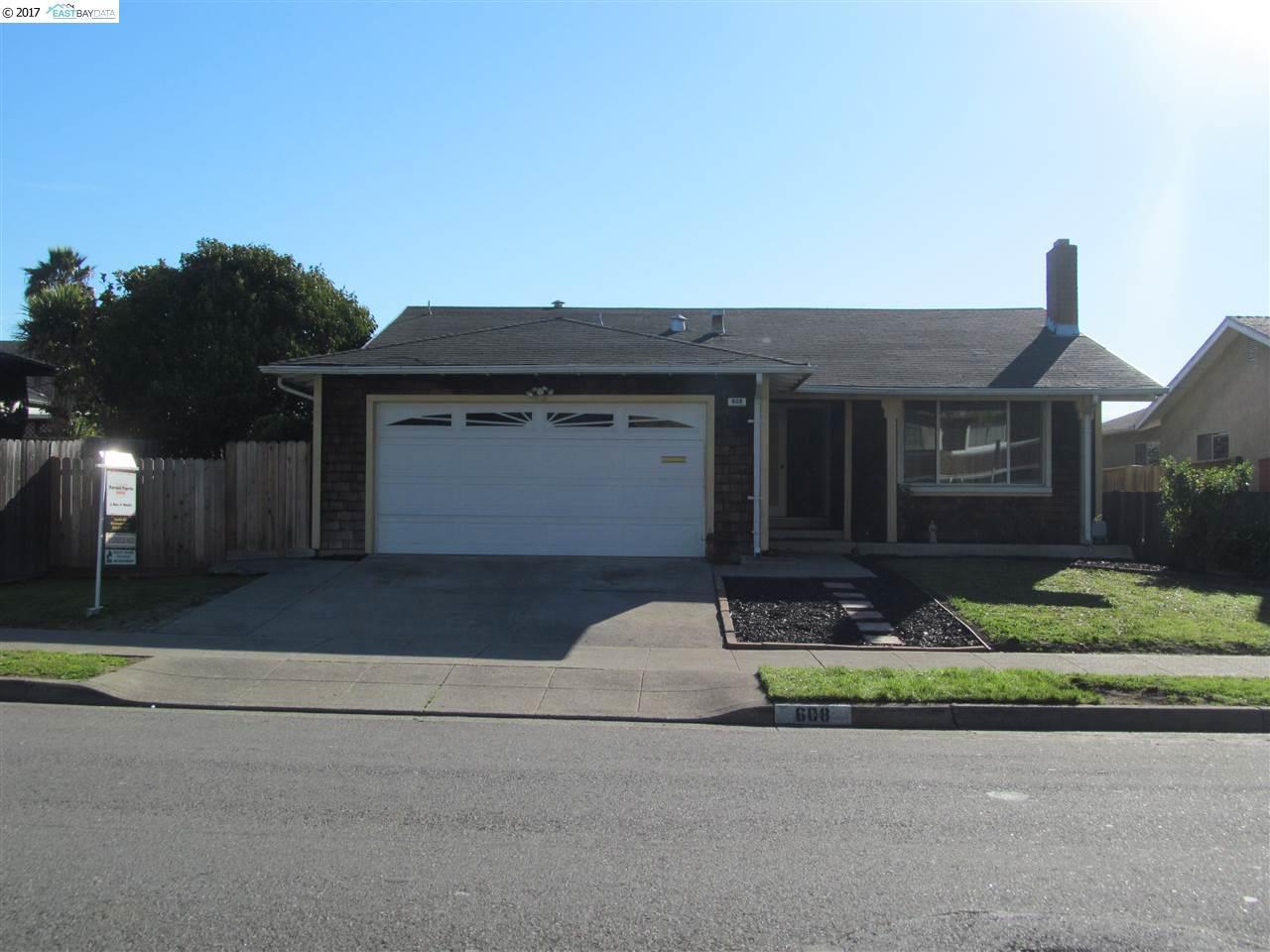 608 S 49TH ST, RICHMOND, CA 94804