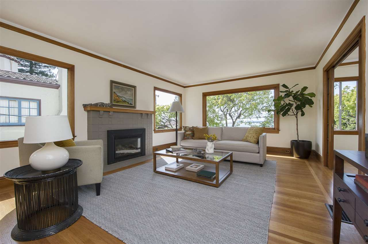 Additional photo for property listing at 825 San Luis Road  Berkeley, California 94707 United States