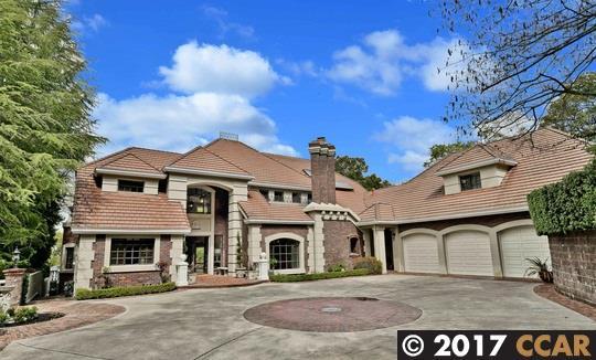 Einfamilienhaus für Verkauf beim 219 Valley Oaks Drive Alamo, Kalifornien 94507 Vereinigte Staaten