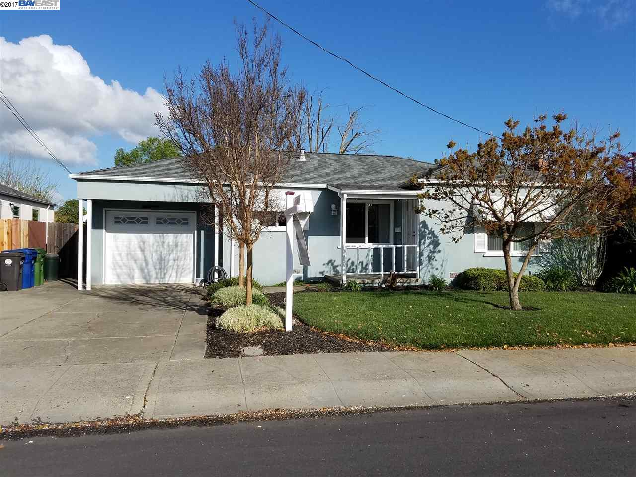 Single Family Home for Sale at 22062 Belle Street Castro Valley, California 94546 United States