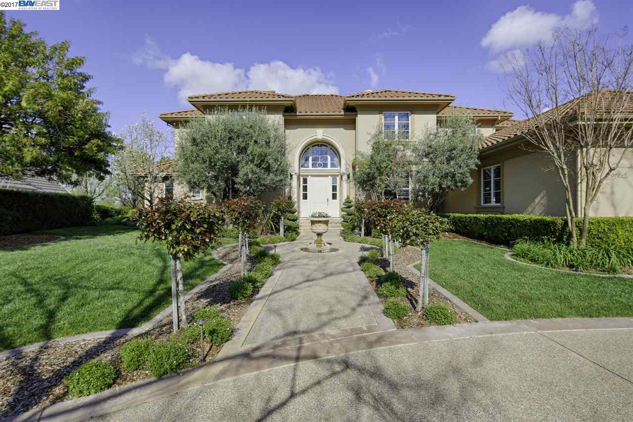 Single Family Home for Sale at 1073 Via di Salerno Pleasanton, California 94566 United States