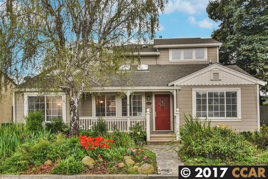 獨棟家庭住宅 為 出售 在 884 Wainwright Street Benicia, 加利福尼亞州 94510 美國