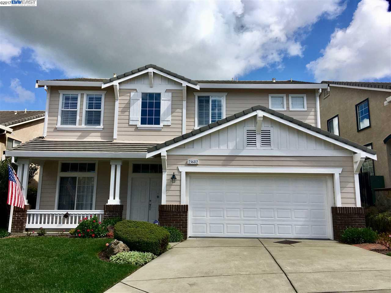 Single Family Home for Sale at 25682 Secret Meadow Court Castro Valley, California 94552 United States
