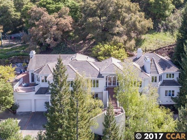 Single Family Home for Sale at 3 Gardiner Court Orinda, California 94563 United States