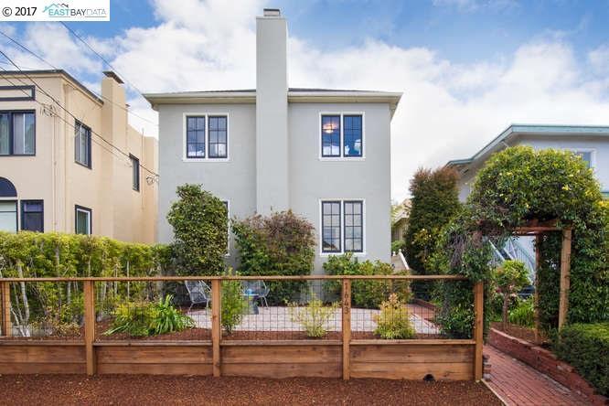 一戸建て のために 売買 アット 1643 Walnut Street Berkeley, カリフォルニア 94709 アメリカ合衆国
