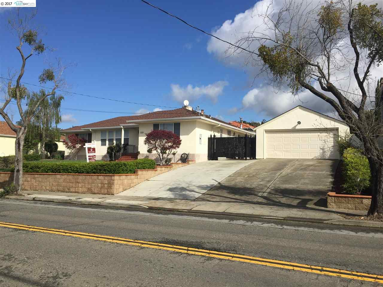 Single Family Home for Sale at 4170 Seven Hills Road Castro Valley, California 94546 United States