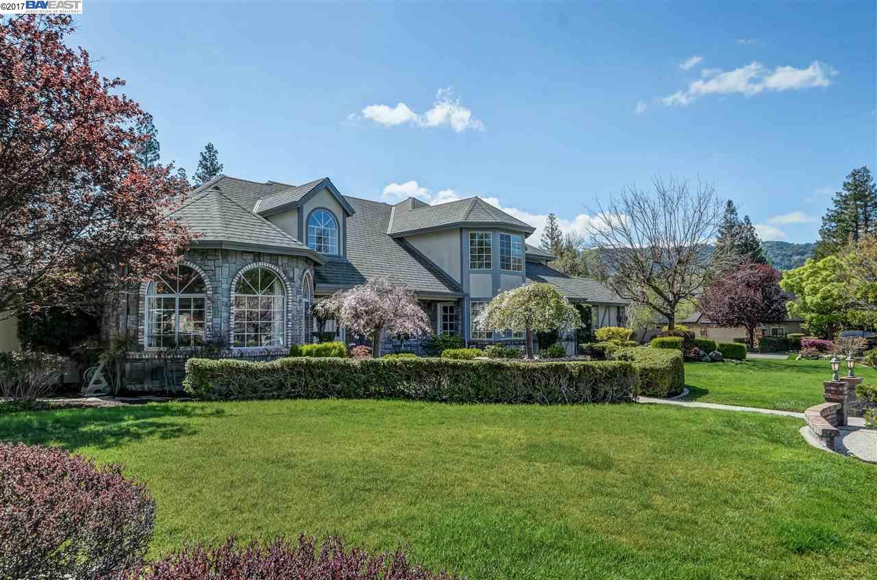 Single Family Home for Sale at 601 BLOSSOM Court Pleasanton, California 94566 United States