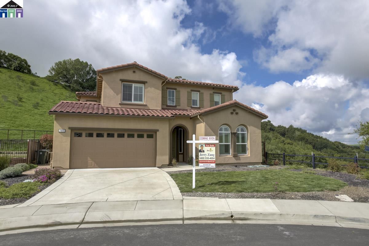 Maison unifamiliale pour l Vente à 7898 Kelly Canon Place Dublin, Californie 94568 États-Unis