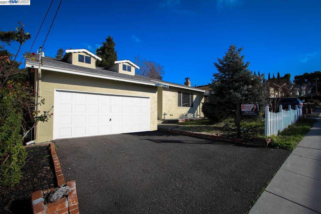 Single Family Home for Sale at 4336 Alma Avenue Castro Valley, California 94546 United States