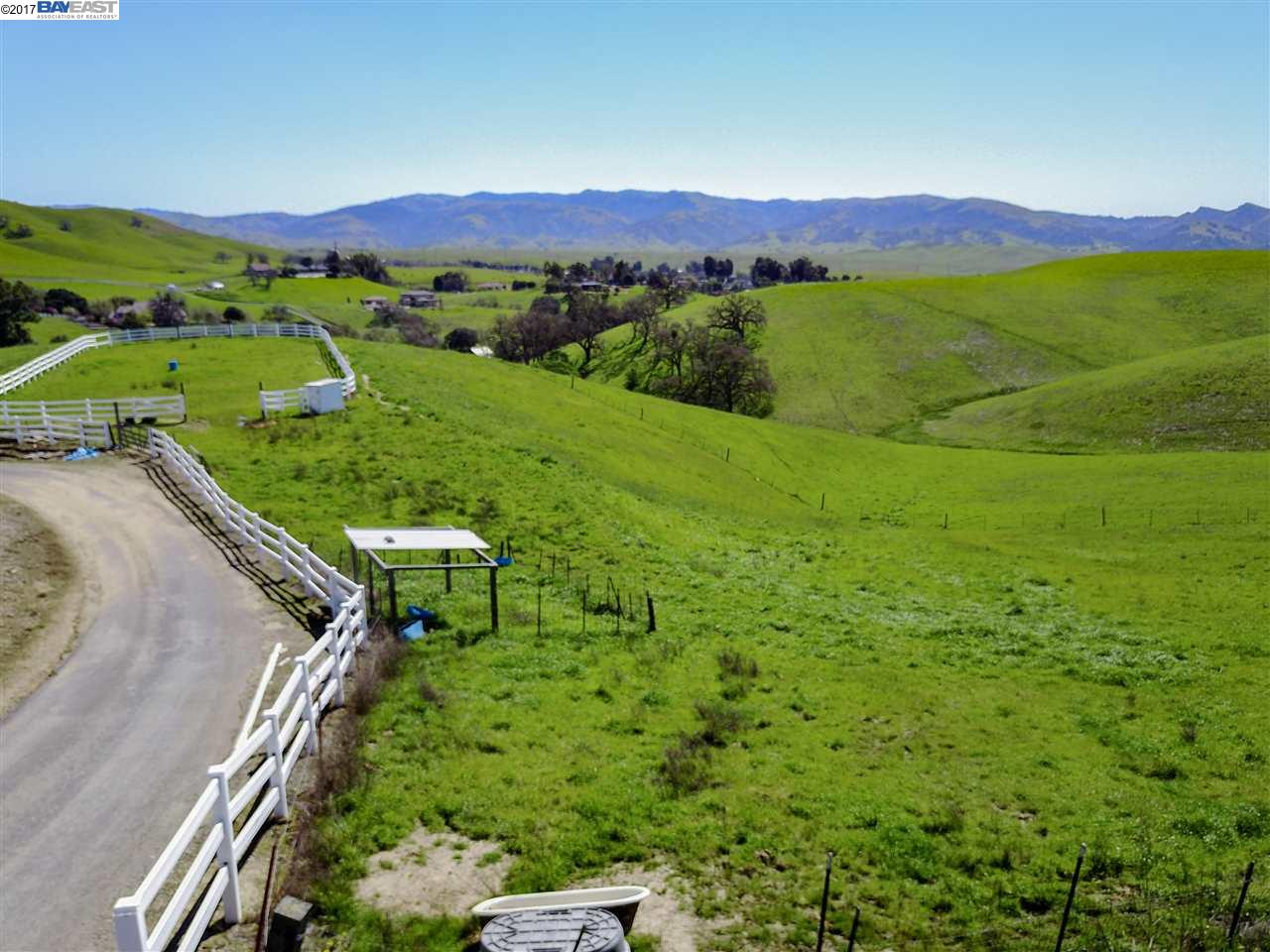 Additional photo for property listing at 3333 Little Valley Rd, LOT C  Sunol, カリフォルニア 94586 アメリカ合衆国