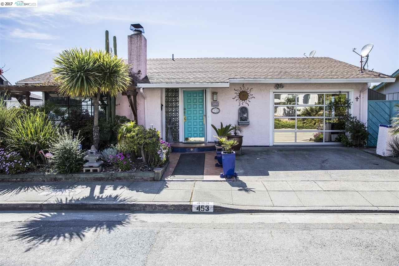 453 Creighton way, OAKLAND, CA 94619