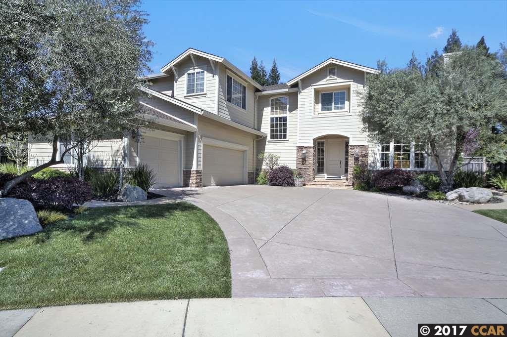Single Family Home for Sale at 57 Corte Maria Moraga, California 94556 United States