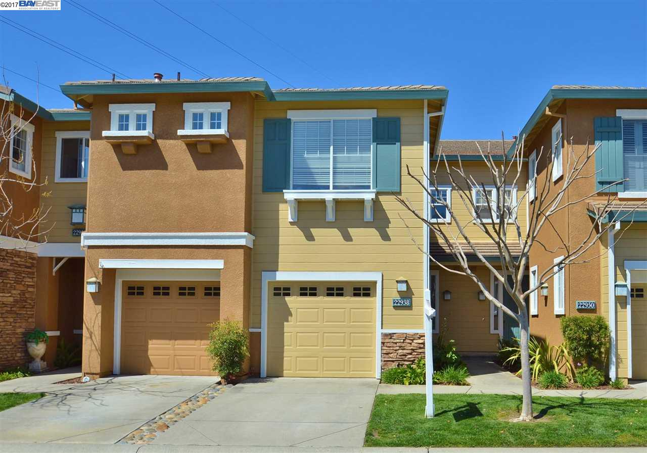 Condominium for Sale at 22938 Canyon Terrace Drive Castro Valley, California 94552 United States