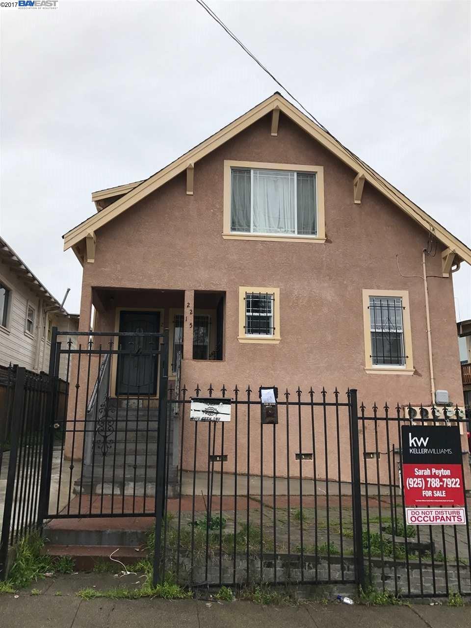 2215 48th Avenue, OAKLAND, CA 94601