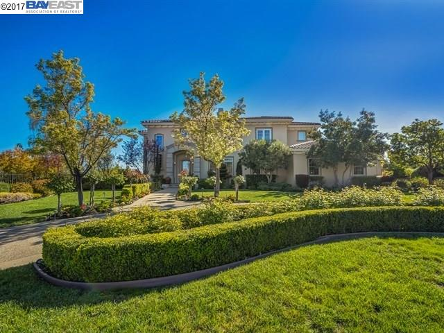 Single Family Home for Sale at 3423 Torlano Place Pleasanton, California 94566 United States