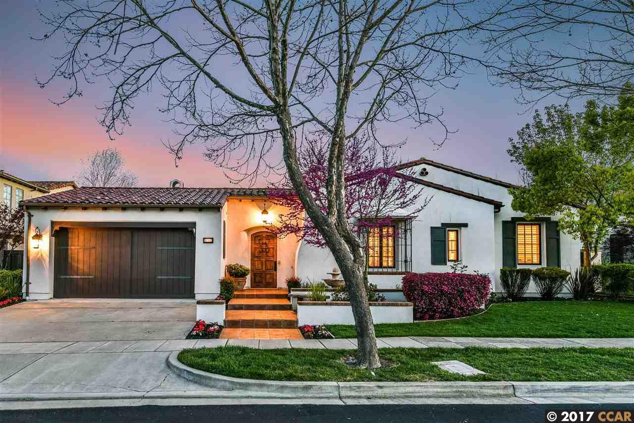 Single Family Home for Sale at 4512 Lilac Ridge Road San Ramon, California 94582 United States