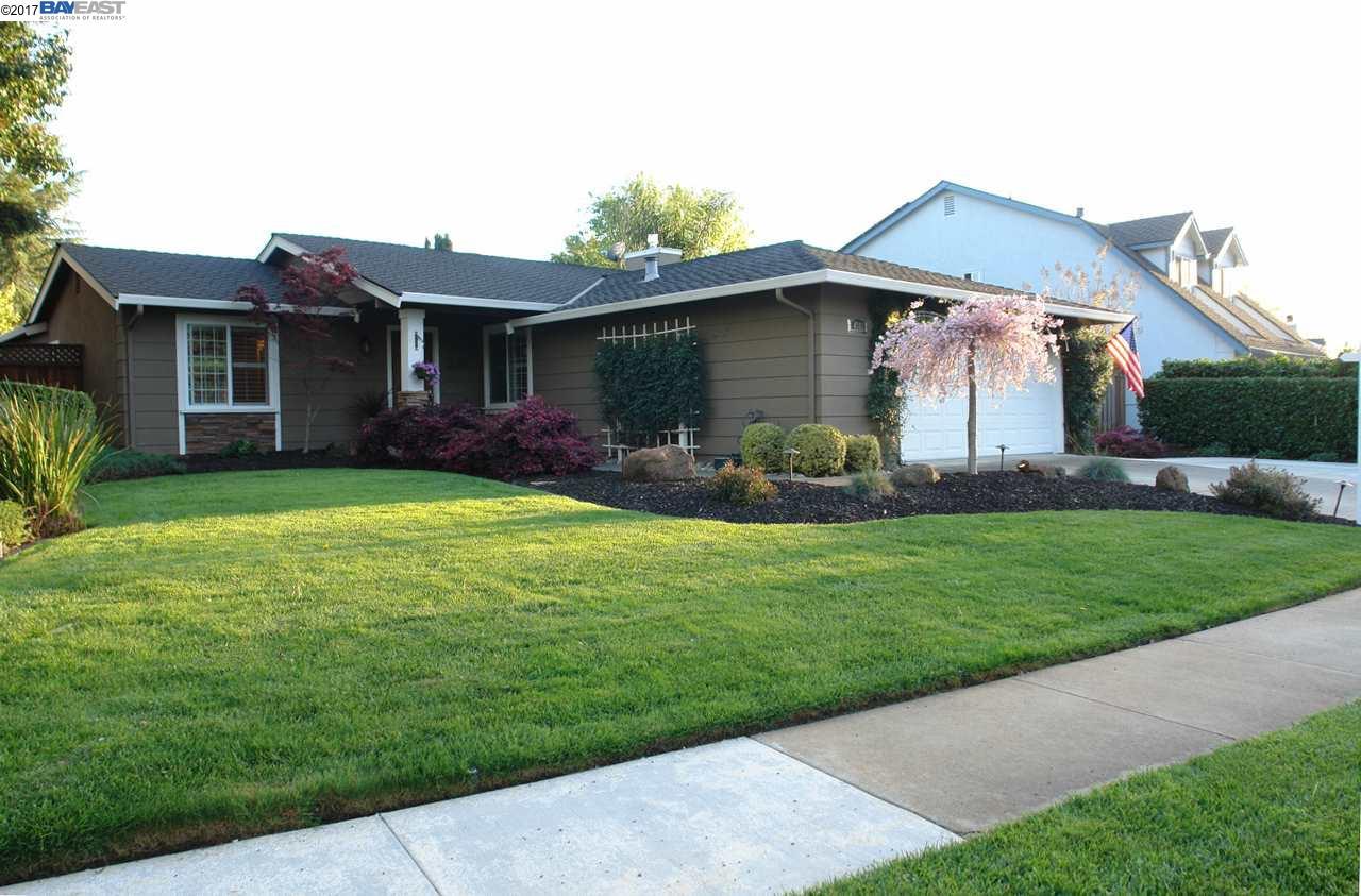 Single Family Home for Sale at 4782 Sutter Gate Avenue Pleasanton, California 94566 United States
