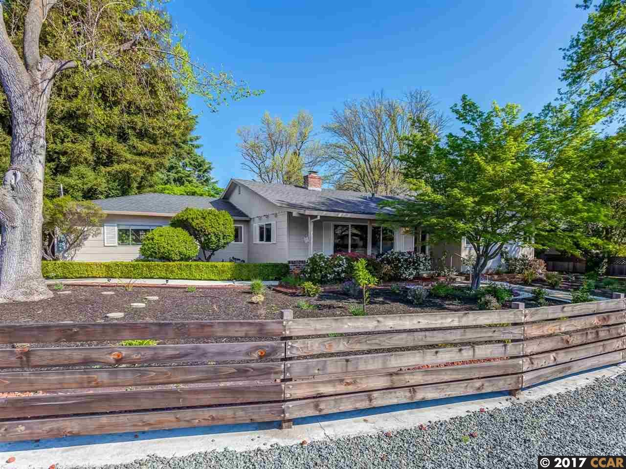 121 Greenway Dr, WALNUT CREEK, 94596, CA