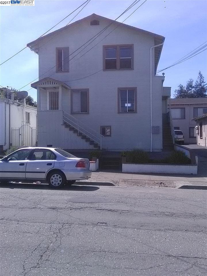 581 56th, OAKLAND, CA 94609