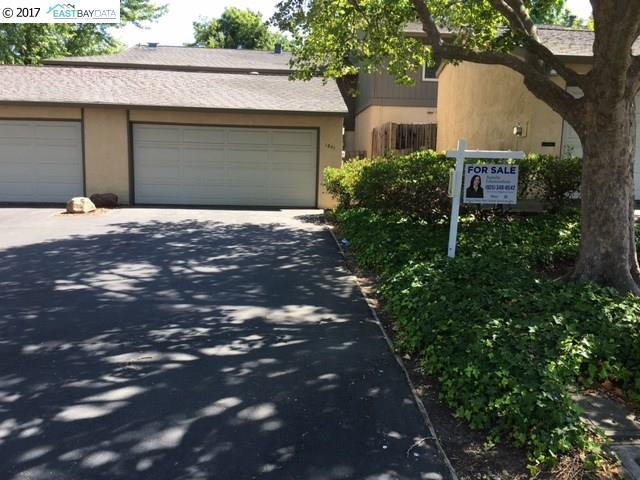 1841 CANNON DRIVE, WALNUT CREEK, CA 94597