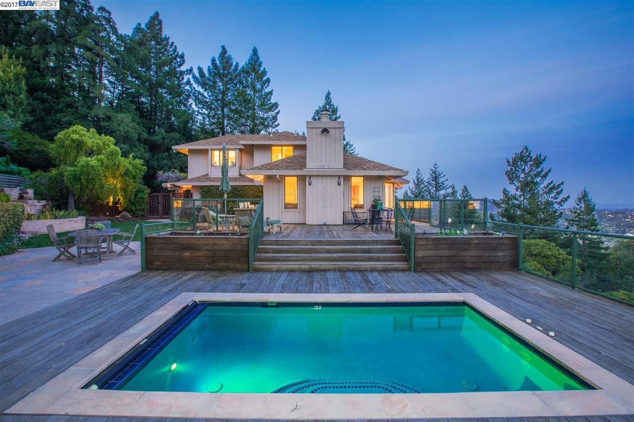 獨棟家庭住宅 為 出售 在 331 Evergreen Drive Kentfield, 加利福尼亞州 94904 美國