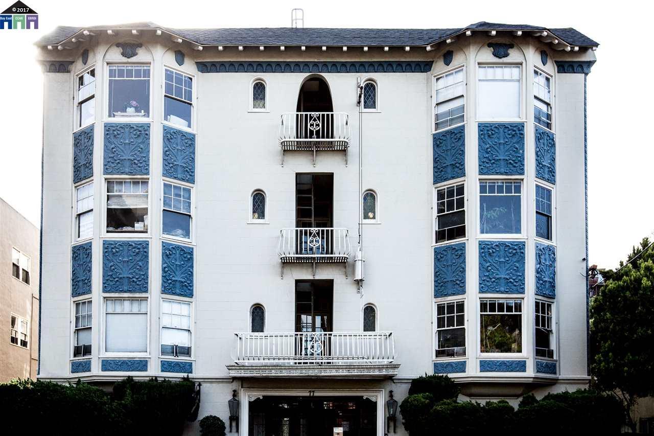 Casa Multifamiliar por un Venta en 77 Glen Avenue 77 Glen Avenue Oakland, California 94611 Estados Unidos
