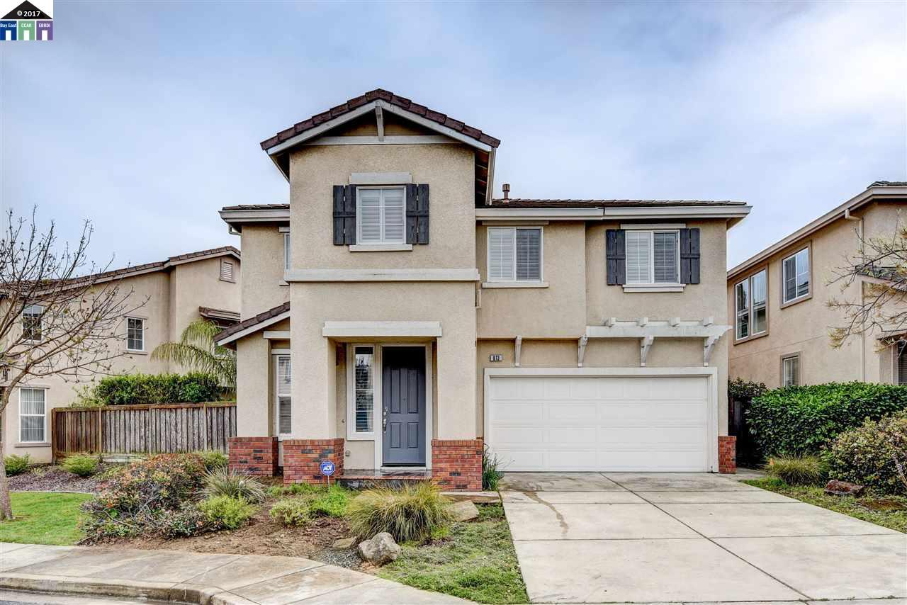 واحد منزل الأسرة للـ Sale في 613 Carlotta Circle Pinole, California 94564 United States