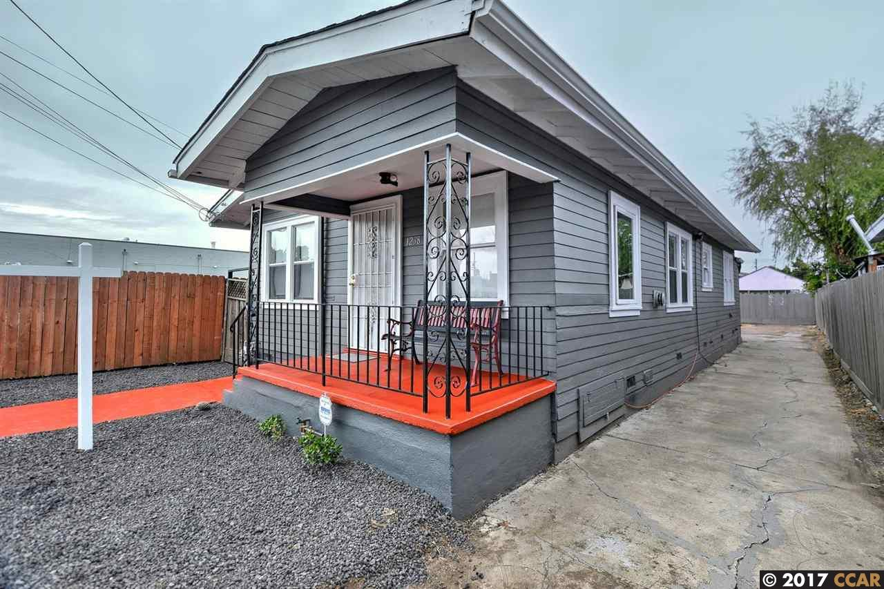 1238 71St Ave, OAKLAND, CA 94621