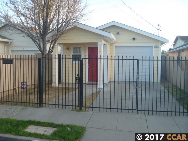 48 WILLARD AVE, RICHMOND, CA 94801