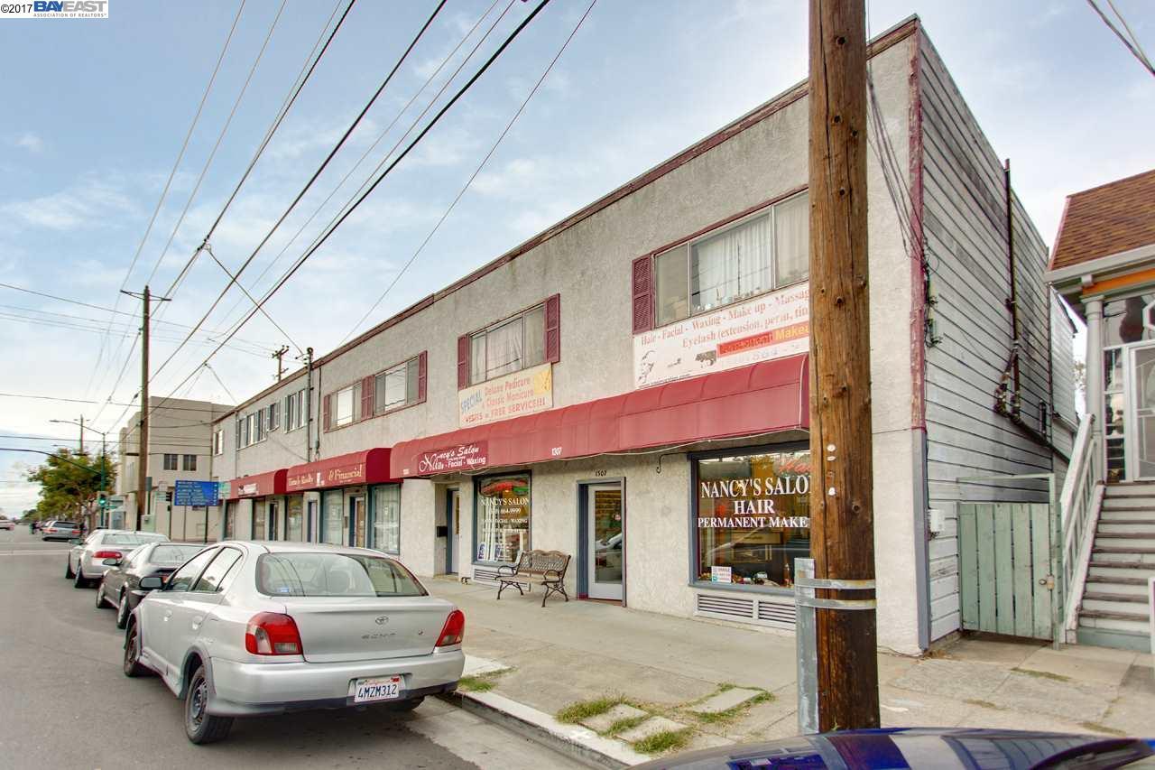 Многосемейный дом для того Продажа на 1602 Sherman Street Alameda, Калифорния 94501 Соединенные Штаты
